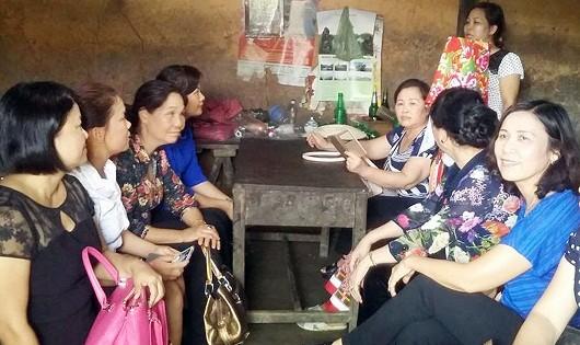 Nữ doanh nhân Quảng Ninh mang tình thương về vùng biên giới