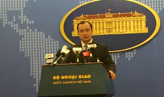 Việt Nam sẵn sàng mọi biện pháp để góp phần duy trì an ninh khu vực