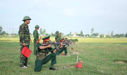 LLVT tỉnh Nam Định: Làm theo lời Bác bằng những việc thiết thực