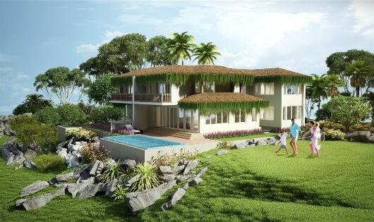 Sun Group sắp ra mắt nhà mẫu biệt thự nghỉ dưỡng và condotel Phú Quốc