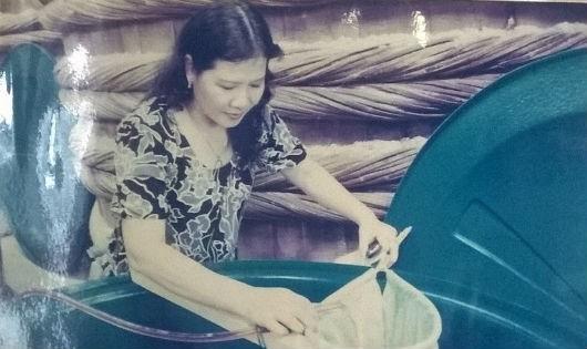 """Người phụ nữ """"nghìn tỷ"""" xây dựng thương hiệu Nam Ngư, Chin-su"""