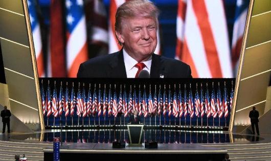 Ông Donald Trump chấp nhận đề cử của đảng Cộng hòa