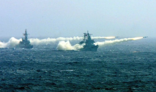 Phải giải quyết tranh chấp trên Biển Đông bằng luật pháp quốc tế