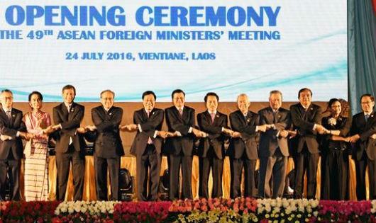 """""""Biển Đông là phép thử đối với vai trò trung tâm của ASEAN"""""""