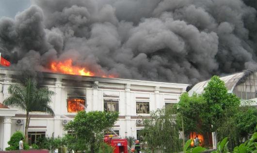 Nếu đề xuất mới được chấp nhận, doanh nghiệp bị hỏa hoạn có thể được xem xét giảm hoặc xóa nợ thuế để gỡ khó khăn