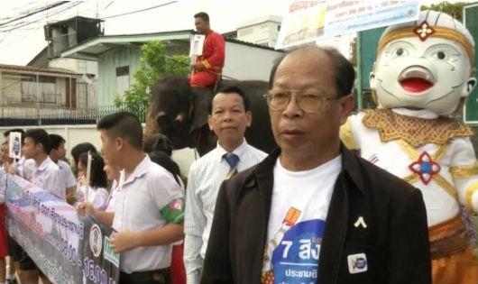 """Thái Lan: Hiến pháp mới """"đối mặt"""" cuộc trưng cầu dân ý"""