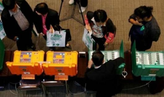 Thái Lan: Mịt mờ tương lai của Hiến pháp mới