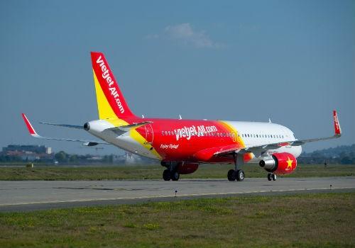 Vietjet mở 2 đường bay mới TP.HCM – Cao Hùng và Hà Nội – Đài Bắc