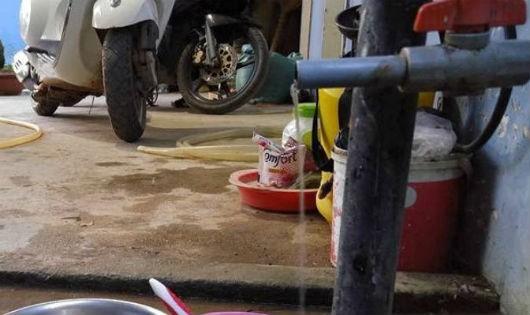 Bình Định: Trạm cấp nước sinh hoạt vận hành bất hợp lý
