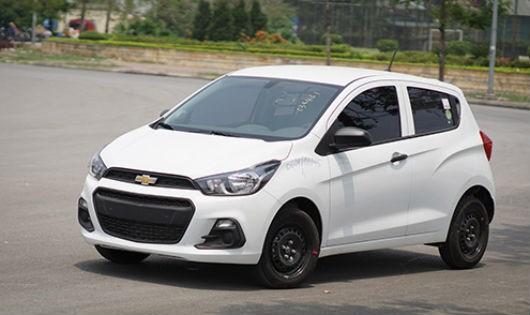 Chevrolet Spark Van 2016 giá 320 triệu đồng tại Việt Nam