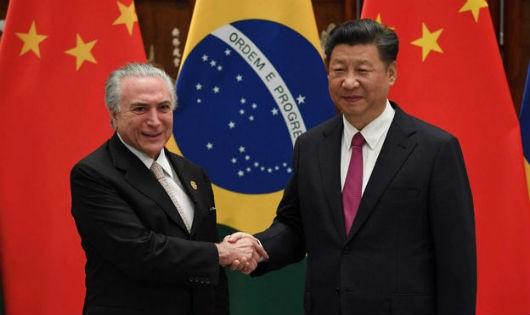 """Dù đã có mặt tại G20 với tư cách Tổng thống, song ông Temer còn nhiều việc phải làm để giấc mơ """"Brazil mới"""" thành hiện thực"""