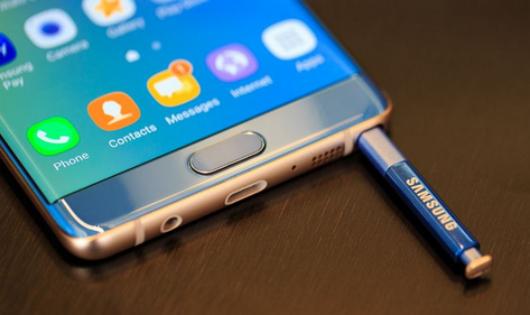 Samsung đang muốn giải quyết triệt để sự cố cháy nổ Galaxy Note 7 trước khi mở bán trở lại