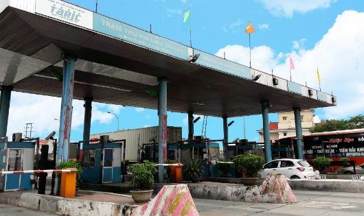 Chính thức thu phí đường bộ tự động tại Trạm Tân Đệ và Mỹ Lộc từ tháng 10