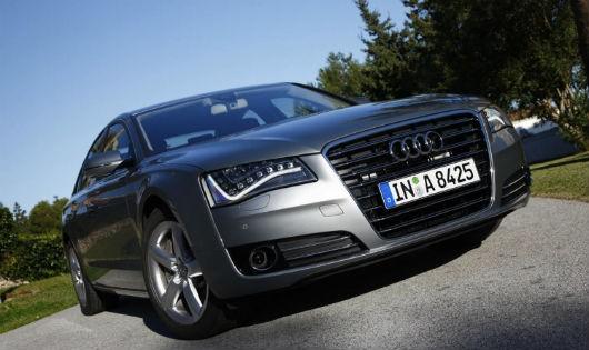 Audi Việt Nam cho thu hồi 12 chiếc xe mẫu A8L vì lỗi hộp số
