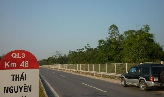 Cao tốc Hà Nội - Thái Nguyên có tổng mức đầu tư hơn 10 ngàn tỷ đồng
