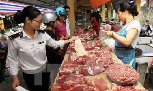 Từ 10/12 người dân TP.HCM có thể kiểm tra thịt lợn sạch bằng smartphone