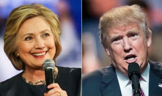 Bầu cử Mỹ: Khoảng cách giữa 2 ứng viên thu hẹp