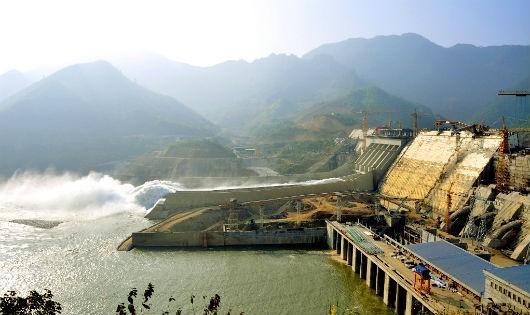 Thủy điện Sơn La - công trình vĩ đại của đất nước