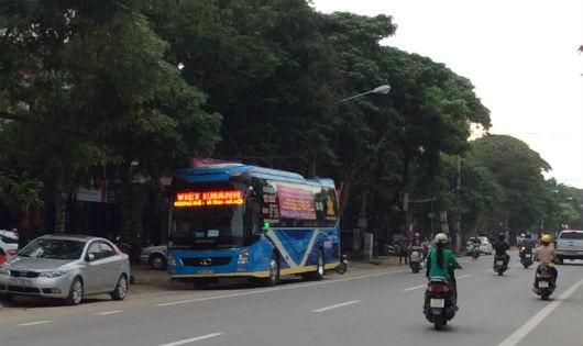 """Nghệ An: Hãng vận tải được tiếp tay lập """"bến xe"""" trái phép?"""