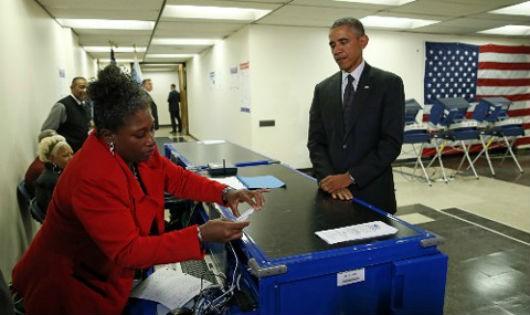 """Bầu cử tổng thống Mỹ: """"Cuộc đua"""" hồi hộp và... bí ẩn"""