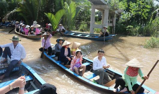 Sử dụng chung hiệu quả nguồn nước sông Mê Kông: Việt Nam cần có ứng phó kịp thời