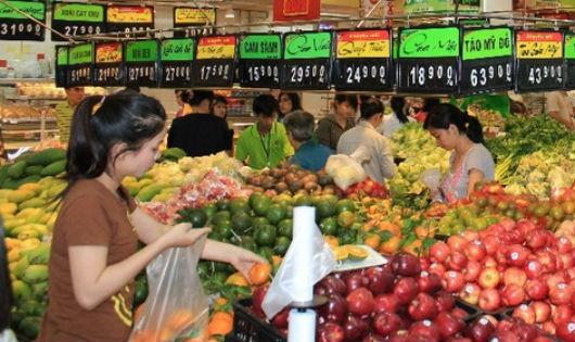 TP.HCM: Khoảng 17.068 tỷ đồng hàng hóa chuẩn bị cho Tết Đinh Dậu