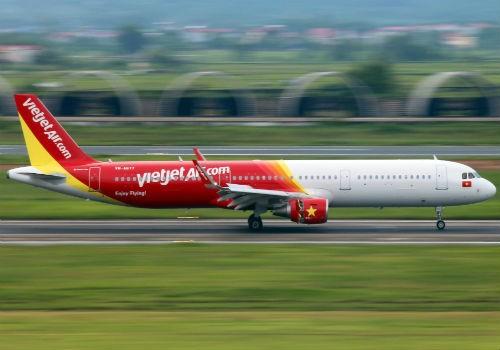 Vietjet mở đường bay kết nối TP.HCM với Đài Trung (Đài Loan)
