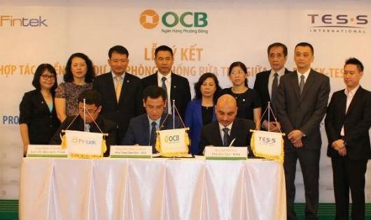 OCB triển khai dự án công nghệ phòng chống hoạt động rửa tiền
