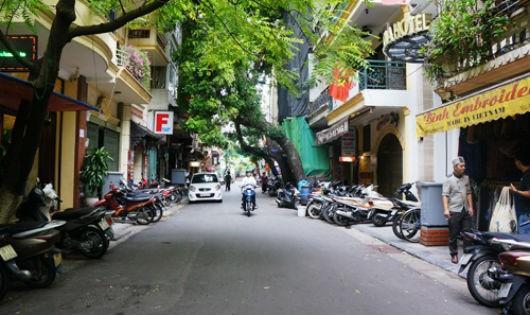 Gần 1,3 tỷ đồng mỗi m2 đất phố cổ Hà Nội