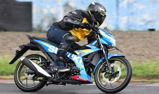 Suzuki Raider thế hệ mới sắp ra mắt tại Việt Nam