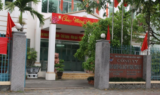 Công ty Hóa chất Trung Trung bộ