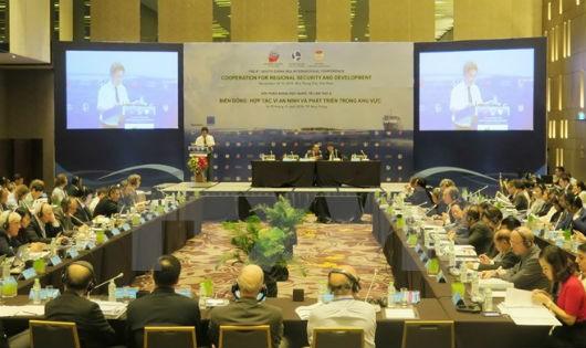 Tạo nhận thức chung trong cộng đồng quốc tế về Biển Đông