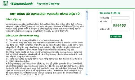 Vietcombank cảnh báo rủi ro sau vụ Vietnamworks bị tấn công