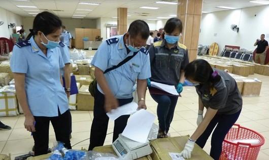 Lực lượng hải quan triệt phá thành công nhiều vụ buôn lậu ma túy