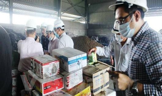 Báo động thuốc bảo vệ thực vật nhập lậu