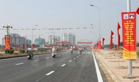 Hà Nội: Các công trình bên đường Tố Hữu được xây cao tối đa 45 tầng
