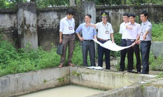 Thứ trưởng Chu Phạm Ngọc Hiển trăn trở về thanh tra môi trường