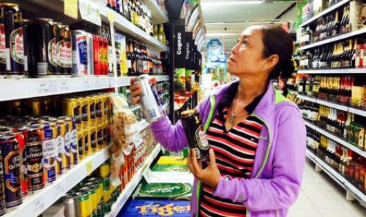 Người Sài Gòn có thể uống 40 triệu lít bia dịp Tết này