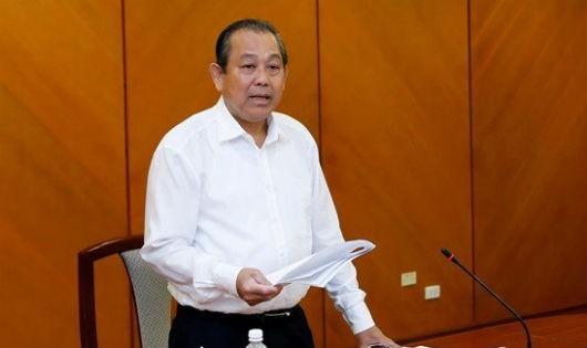 Phó thủ tướng chỉ đạo xử lý triệt để vi phạm về đất đai tại Đông Anh, Hà Nội