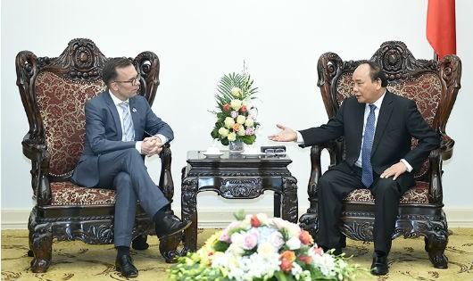 Giáo dục và nông nghiệp là nền tảng quan trọng trong hợp tác Việt Nam - New Zealand