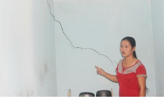 Nghệ An: Thêm một điểm nổ mìn khai thác đá gây nguy hiểm
