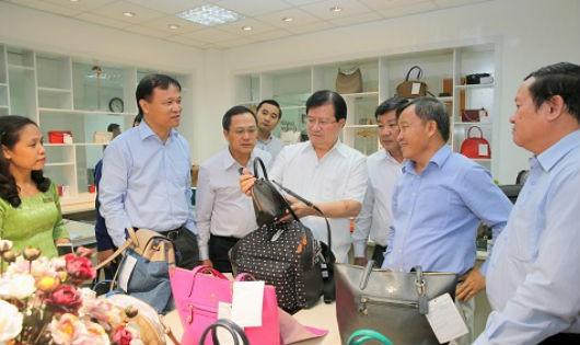 Sẽ điều chỉnh chính sách nhằm khuyến khích phát triển ngành da, giày