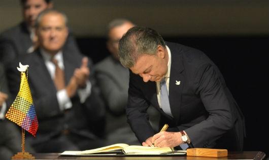 Colombia - Nỗ lực vì một nền hòa bình...