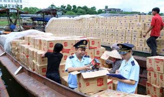 Quảng Ninh: Chủ động đối phó với nạn buôn lậu, gian lận thương mại cuối năm