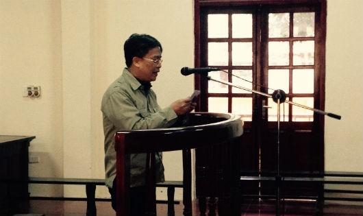 """Xét xử sơ thẩm lần 3 vụ  án """"trang trại Đồng Tâm: Quyết định thu hồi đất có bị """"giả danh""""?"""