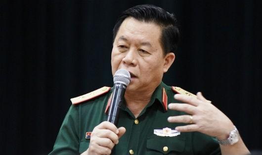 Trung tướng Nguyễn Trọng Nghĩa