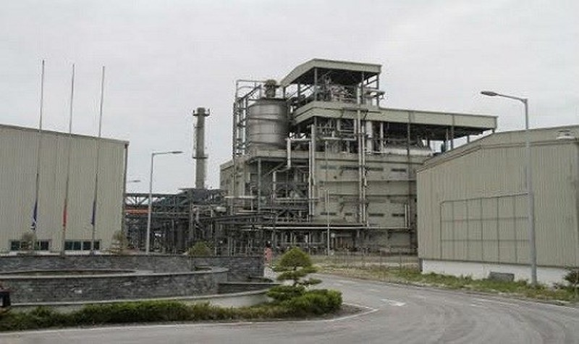 Nhà máy Xơ sợi Đình Vũ