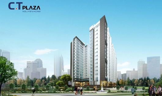 Toà nhà C.T Plaza Nguyên Hồng