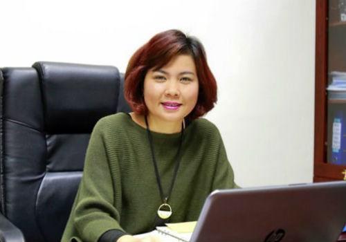 Bà Võ Thị Thùy Dương, Giám đốc Nhân sự FLC