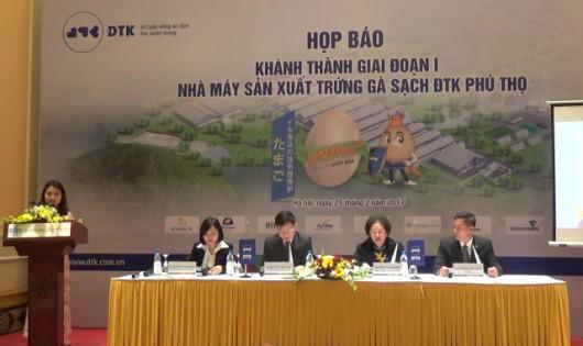 Việt Nam có Nhà máy sản xuất trứng gà sạch công nghệ cao